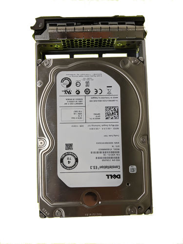 "Dell 9PR63 4TB SATA 3.5"" 6Gbps Hard Drive With Tray"